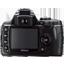 Nikon D40 back-64