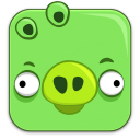 Angry Birds Pig-128