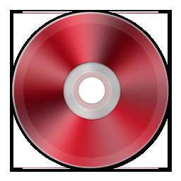 Dark Red Metallic CD