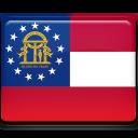 Georgia Flag-128