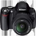 Nikon D40-128