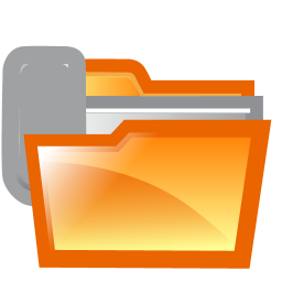 Attach folder
