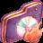 Burn Violet Folder-48