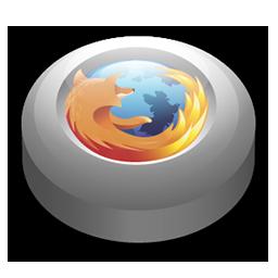 Mozilla Firefox puck