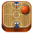 Basketball wooden-48