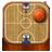 Basketball wooden-48