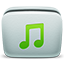 Mac Music Folder Icon