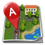 City Map icon