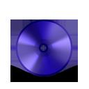 Disk DVD Blue-128