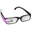 Pink Google Glasses-128