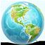 Blue Earth Icon