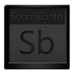 Black SoundBooth