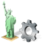 Statue of Liberty Config icon