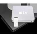 AppleTV Black-128