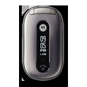 Motorola PEBL Silver