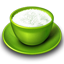 Cup Green icon