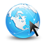 Internet Explorer Windows 8 icon