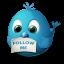 Twitter follow me-64