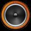 Speaker Round Icon