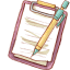 Notepad Mechapencil icon