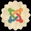 Retro Joomla Icon