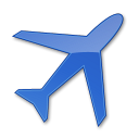 Airport Blue 2-128