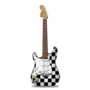 Stratocaster guitar ska-128