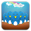 Twitter invasion Icon