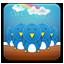 Twitter invasion icon