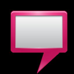 Map Marker Board Pink